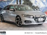 Car Accident In Indio Ca today New 2018 Honda Accord Sedan Sport 1 5t