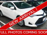 Car Accident In Indio Ca today Pre Owned 2017 toyota Corolla Le Fwd 4dr Car