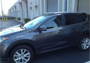 Car Window Tinting Pompano Beach A 2014 toyota Rav 4 Tinted with 20 for Uv Protection and