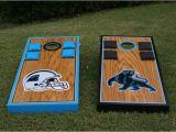 Carolina Panthers Cornhole Boards Pin by Justin Briles On Cornhole Pinterest