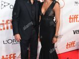 Carpet World Inc Paris Tx Matt Damon Wife Luciana Barroso Stockfotos Matt Damon Wife Luciana