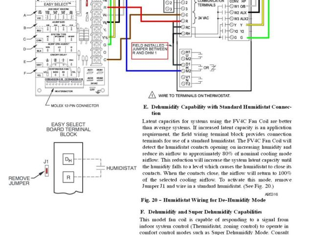 Carrier Infinity Control Thermostat Installation Manual Carrier Literature Wiring Diagrams