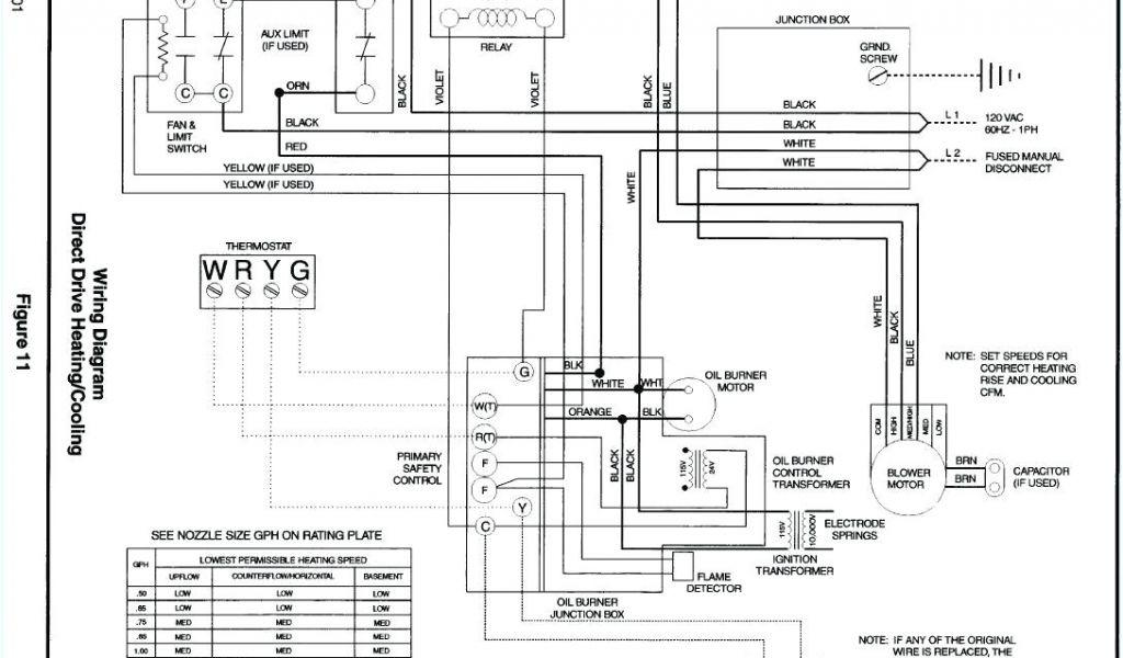 Honeywell Round Thermostat Wiring Diagram - Wiring Schematics on