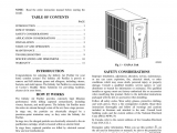 Carrier Infinity thermostat Operating Manual Installation Instructions A