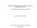 Carson Pirie Scott Gift Card Balance Pdf Corporate Restructuring Regulation and Competitive Space the