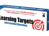 Carson S Gift Card Balance Learning Targets and Essential Questions Grade 4 Carson Dellosa