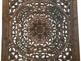 Carved Wood Wall Art India 20 Best Ideas Of Carved Wood Wall Art