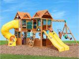 Cedar Summit Kingsbridge Playset Cedar Summit Kingsbridge Playcentre 3 10 Years Costco Uk