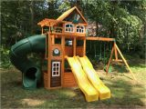 Cedar Summit Spring Valley Deluxe Playset New England Playset assembly Sudbury Ma Playset