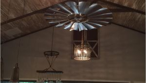 Ceiling Fan From Fixer Upper Fixer Upper Windmill Decor the Harper House