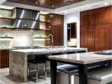 Ceiling-mounted Recessed Kitchen Vents Design Ideas for A Recessed Ceiling Luxury Kitchen Kitchen