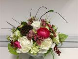 Centros De Mesa Con Flores Artificiales Everyday Floral Arrangements by andi at Silk Florals Flores En