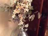 Centros De Mesa Con Flores Artificiales Flores Secas Y Flores Artificiales Grandes Ideas Pinterest