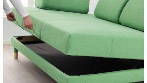 Chair and A Half Sleeper Ikea Ikea Flottebo Sleeper sofa Lysed Green 3rd Floor Bedroom