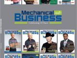 Chapman Heating and Air Conditioning Columbia Missouri Mechanical Business September October 2017 by Mechanical Business