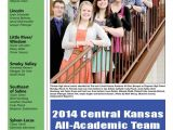 Chapman Heating and Cooling Hutchinson Ks Central Ks Academic All Stars 2014 by Sixteen 60 Publishing Co issuu