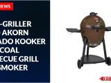 Char Griller Akorn Review Char Griller 26720 Akorn Kamado Kooker Charcoal Barbecue