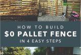 Cheap Privacy Fence Ideas for Backyard 27 Cheap Diy Fence Ideas for Your Garden Privacy or Perimeter