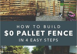 Cheap Privacy Fence Ideas for Backyard 27 Cheap Diy Fence Ideas for Your Garden Privacy or Perimeter