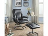 Cheap Recliner Chairs Under 100 Mainstays Plush Pillowed Recliner Swivel Chair and Ottoman Set