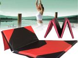 Cheese Mats for Tumbling Cheap 118x47x1 97inch Gimnasia Mat Gym Panel Plegable Yoga Ejercicio