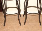 Cheyenne Home Furnishings Bar Stool Cheyenne Home Furnishings Pair Of Wrought Iron Bar Stools