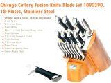 Chicago Cutlery Insignia 18-pc. Cutlery Set Reviews Chicago Cutlery Insignia 18 Pc Cutlery Set Cutlery Piece