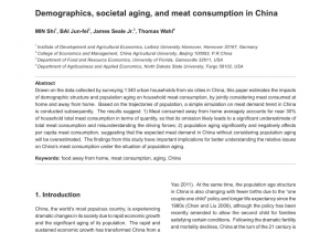 Chinese Delivery Places Fargo Nd Pdf Animal Product Consumption Trends In China