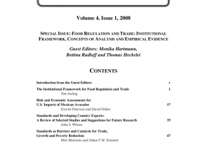 Chinese Delivery Places Fargo Nd Pdf the Institutional Framework for Food Regulation and Trade