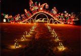 Christmas Light Displays Wichita Ks Yukon Oklahoma Christmas In the Park Christmas Oklahoma