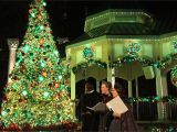Christmas Light Hanging Service atlanta Celebrate Christmas at Six Flags In 2018