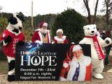 Christmas Light Show In atlanta Holiday Lights Of Hope 2018 Holiday Lights Of Hope atlanta From