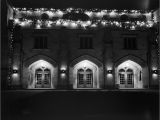 Christmas Light tour Wichita Kansas Photograph Of Hoch Auditorium with Holiday Lights 1954 Lawrence