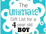 Christmas Present for 12 Year Old Boy Ireland the Best List Of Gift Ideas for A 4 Year Old Boy the Pinning Mama