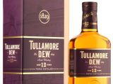 Christmas Present for 12 Year Old Boy Ireland Tullamore Dew 12 Year Old Special Reserve 70cl