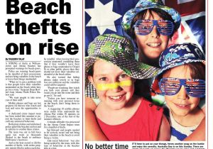 City Shades Be Spontaneous Star Williamstown 21st January 2014 by Star News Group issuu