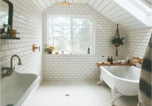 Clawfoot Tub Small Bathroom Design Pin by Haley Dennis On H O M E Pinterest Bathroom House and