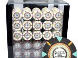 Clay Poker Chip Sets 1000 New 1000 the Mint 13 5g Clay Poker Chips Set with Acrylic