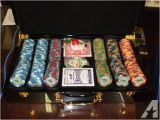 Clay Poker Chip Sets for Sale Poker Chip Sets Brand New Quot Real Clay Chips Quot for Sale