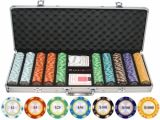 Clay Poker Chip Sets Uk 500 Piece Monte Carlo Clay Poker Chips Set Welcome to