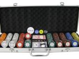 Clay Poker Chip Sets Uk 500 Poker Chip Set Quot Monte Carlo Quot Clay Chips 14gm Ebay