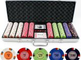 Clay Poker Chip Sets Uk Custom Poker Chip Sets Uk