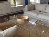 Clear Acrylic Console Table Ikea 10 Must See Acrylic Coffee Tables for A Transparent Display Living