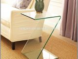 Clear Acrylic Console Table Ikea Amazing Clear Plastic Home Furniture Z Shape Acrylic Coffee Tables