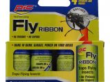 Cluster Fly Traps Homemade Amazon Com Pic Fly Ribbon Bug Insect Catcher 4 Pack Insect