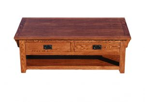 Cocktail Table or Coffee Table Od O M259 Mission Oak Coffee Cocktail Table