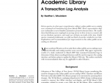 College Of Marin Library Catalog Pdf Searching Titles with Initial Articles In Library Catalogs