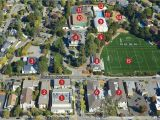 College Of Marin Map 2019 Campus Map Directions Parking