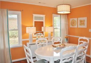 Colores Para Pintar Sala Comedor Y Cocina Juntos Cocina Naranja Dining Room Room Y Dining