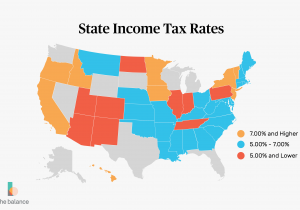 Columbia County Ny Tax Maps A List Of State Income Tax Rates